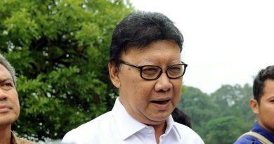 Tjahjo Kumolo Ditunjuk Jadi Plt Menteri Hukum dan HAM