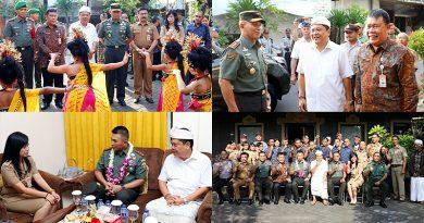 Pangdam IX Udayana: Jabatan Hanya Titipan untuk Warnai Cerita Hidup