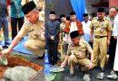Bazis Salurkan Bantuan Rp 50 Juta untuk Pembangunan Masjid Al Amanah