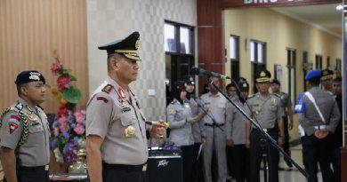 Kapolda Aceh Pimpin Sertijab 2 Pejabat Polda dan 3 Kapolres
