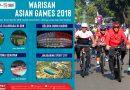 Jelang Asian Games 2018, Menpora Kampanye Gerakan Ayo Olahraga