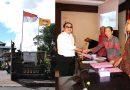 KPU Tabanan Gelar Sosialisasi Alokasi Kursi dan Dapil Pileg 2019