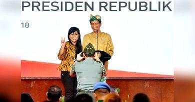 Presiden Jokowi Sosialisasikan PPh Final UMKM 0,5 Persen di Bali