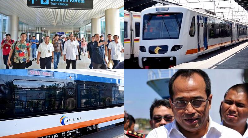 Kereta Bandara dari Bekasi Sudah Mulai Beroperasi