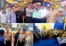 Wakapolda Bali Pantau Kesiapan Pengamanan di Pelabuhan Laut Padangbai Karangasem