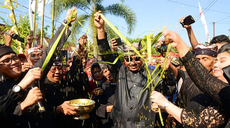Festival Barong Ider Bumi di Banyuwangi Miliki Daya Tarik Budaya