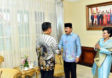 Panglima TNI Gelar Open House Idul Fitri 1439 H
