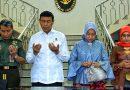 Wiranto Resmikan Gedung Media Center Kemenko Polhukam
