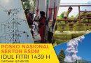 Kementerian ESDM Pastikan Stok BBM, LPG dan Pasokan Listrik Aman