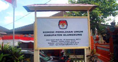 Partai Gerindra Jadi Pendaftar Bacaleg Pertama di Klungkung