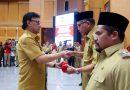 Nova Iriansyah dan Syarkawi Terima SK Plt dari Mendagri