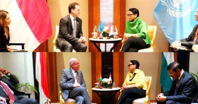 Indonesia Bantu 2 Juta USD untuk Program Capacity Building Palestina