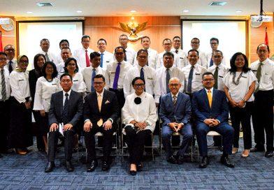 Menlu: Diplomat Harus Mampu Hadirkan Mantra Baru Bagi Diplomasi Indonesia