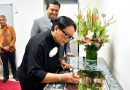 Menlu Retno Resmikan Data Center Luar Negeri Pertama