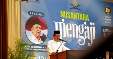 Kampus Nusantara Mengaji di UNY Yogyakarta Disemarakkan 2000 Hafidz