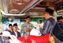Pemerintah Secara Resmi Lepas Kloter 1 Embarkasi Surabaya