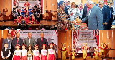 Perayaan Hari Indonesia-Mesir Dimeriahkan Pencak Silat, Seni Tari dan Pameran Kerajinan