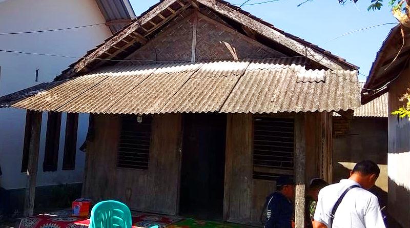 Presiden Jokowi Instruksikan Menteri PUPR Renovasi Rumah Zohri