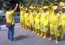 Kerahkan 200 Pasukan Kuning, Dinas Bina Marga Gelar Gerebek Trotoar