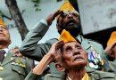 Presiden Jokowi Teken PP Kenaikan Dana Kehormatan dan Tunjangan Veteran