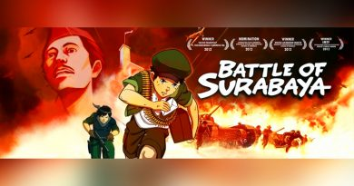 Film Animasi Battle of Surabaya Raih Penghargaan di Belanda