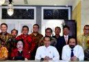Jokowi Umumkan KH Maruf Amin sebagai Cawapres di Pilpres 2019