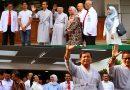 Pasangan Jokowi-Ma'ruf Amin dan Prabowo-Sandiaga Jalani Tes Kesehatan