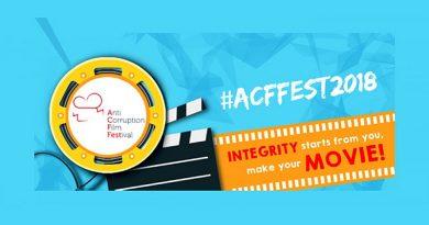 Seleksi 378 Proposal, KPK Pilih 7 Ide Film Masuk dalam ACFest 2018