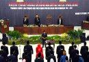Disaksikan Mendagri dan Gubernur, 40 Anggota DPRD Kota Malang Hasil PAW Resmi Dilantik