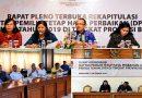 KPU Bali Gelar Rapat Pleno Terbuka Rekapitulasi DPTHP