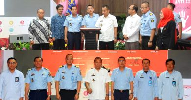 Sekjen Kemenkumham Apresiasi Komitmen Pembangunan Zona Integritas Ditjen AHU