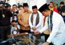 Gubernur DKI Resmikan Taman Benyamin Sueb di Jaktim