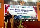Tampung Masukan RUU Jabatan Hakim, Komisi III DPR Kunker ke Sumbar