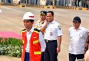 Presiden Jokowi Resmikan Seksi 1 Tol Depok-Antasari