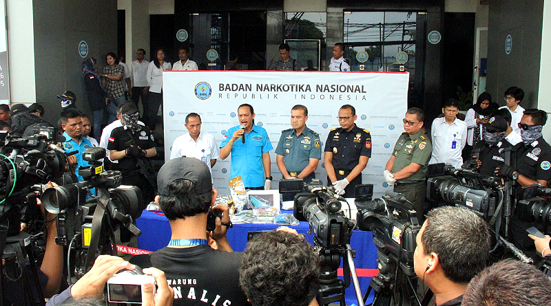 Tim Gabungan Berhasil Gagalkan Penyelundupan 14,6 Kg Shabu dan 63.573 Butir Ekstasi