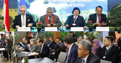 Bali Declaration Dapat Apresiasi Global pada COP 24 UNFCCC di Polandia