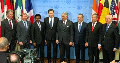 RI Resmi Jadi Anggota Tidak Tetap DK PBB Periode 2019-2020