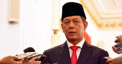 Letjen Doni Monardo Resmi Jabat Kepala BNPB