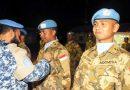 Satgas TNI Kizi Konga XX-O/MONUSCO Terima Medal Parade di Kongo