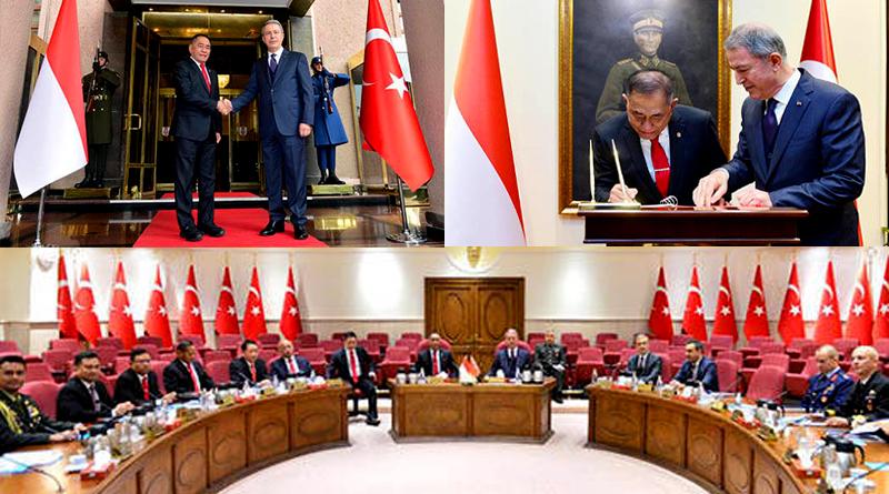 RI-Turki Kerja Sama Pemberantasan Terorisme