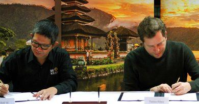 Kembangkan Industri Perfilman Indonesia, Bekraf Kerjasama dengan Tatino Film