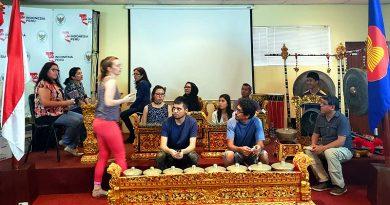 Kursus Gamelan Bali Kini Hadir di Peru