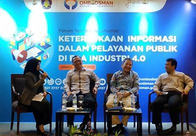 Potensi Maladministrasi Terjadi Hampir di Segala Kementerian dan Lembaga