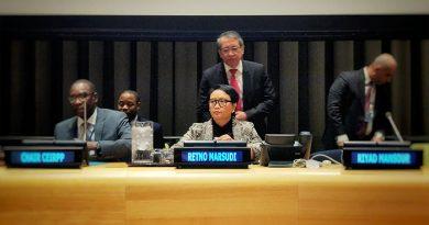 Menlu Retno: Indonesia akan Selalu Bersama Palestina