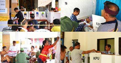 Tingkat Partisipasi Pemilu 2019 di Bali Naik Jadi 80 Persen