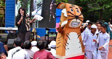 KLHK Kampanye Bersih Sampah untuk Anak-Anak Lewat Animasi Pulau Akko