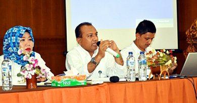 BP PAUD, Dikmas Aceh dan Kepala SPNF-SKB se Kabupaten/Kota Rakor Sinkronisasi Program Pendidikan