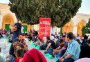 KBRI Amman dan Relawan Indonesia Gelar Buka Puasa Bersama di Komplek Masjid Al Aqsa