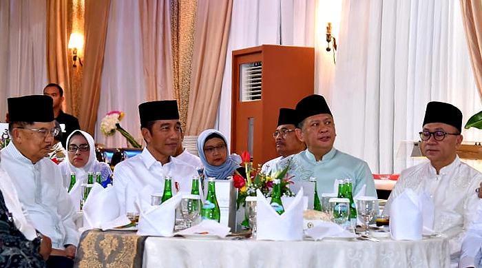Jokowi: Pemerintah Segera Susun Nama Pansel Calon Pimpinan KPK