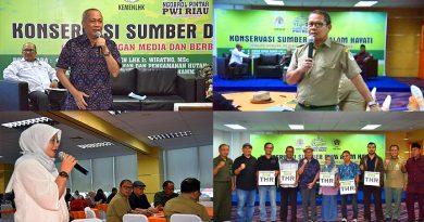 Populasi Satwa Liar Prioritas di Indonesia Alami Peningkatan